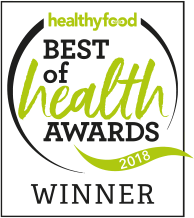 Healthyfood - Best of Health Awards