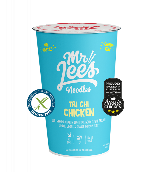 Tai Chi Chicken Noodle Box (8 pack)