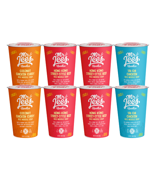 Meat Lovers Noodle Box (8 pack)